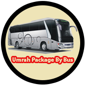 umrah package by bus