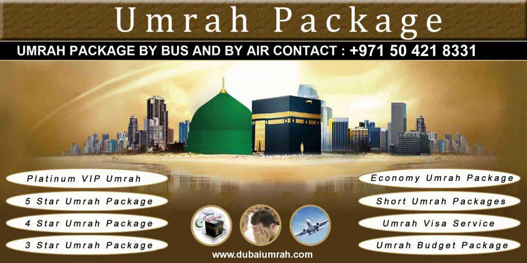 Cost Of Umrah Visa Fees 2019 2020: Umrah Package From Sharjah