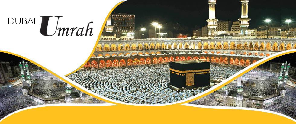 Umrah Banner: Umrah Visa Cost From Dubai